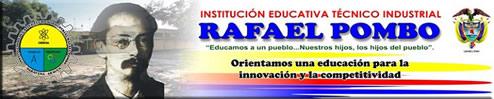 COLEGIO RAFAEL POMBO Logo